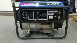 Yamaha EF4000D Gas Powered Portable Generator, 4000 Watt