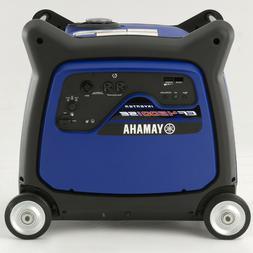 Yamaha EF4500iSE 4,500 Watt Electric Start Gas Power Portabl