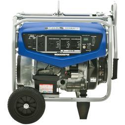 Yamaha EF5500DE 4500 Watt Electric Start RV Home Backup Port