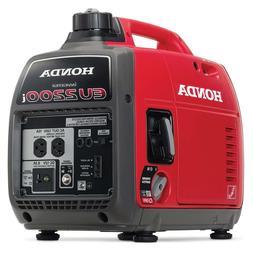 Honda EU2200i Portable Inverter Generator 2200-Watts 120V Su
