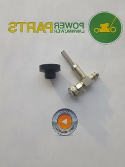 Fuel gas tank Grommet and Shut off valve  Generators Craftsm