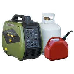 Sportsman GEN2200DFI 2200 Watt Dual Fuel Inverter Generator