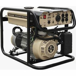 Sportsman GEN4000DF-SS 4000 Watt Portable Dual Fuel Generato