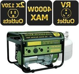 4000 Watt LP Generator - CARB