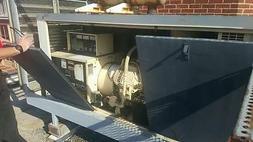 KOHLER GENERATOR 45KW 6 CYL. FORD NATURAL GAS