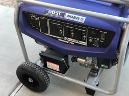 yamaha generator 7200