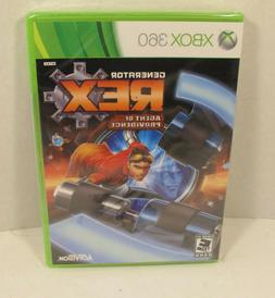 Generator Rex: Agent of Providence Microsoft Xbox 360  *New!