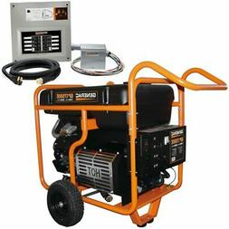 Generac GP17500E - 17,500 Watt Electric Start Portable Gener