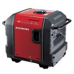 Honda EU3000IS1A 3000 Watt Portable Super Quiet Gas Powered
