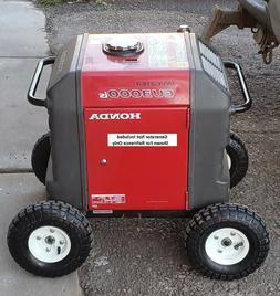 Honda Generator wheel kit EU3000is - All Terrain!!