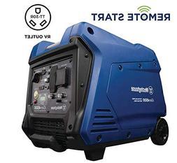 igen4500 portable inverter generator - 3800 rated watts & 45