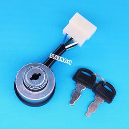 Ignition Key Switch For Harbor Freight Predator Electric Sta