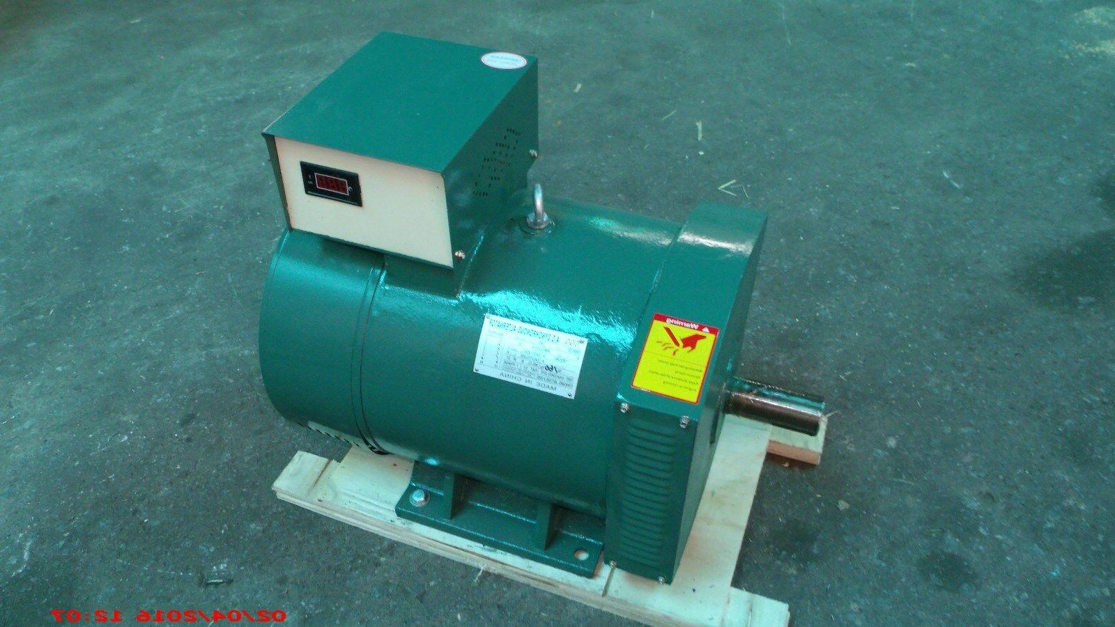 5kw st generator head 1 phase