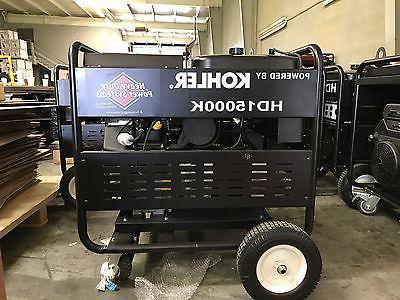 15000 watt Duty Kohler is US Engine Start!