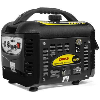 2000W Gas Portable Generator Quiet RV Home Camping 4-Stroke