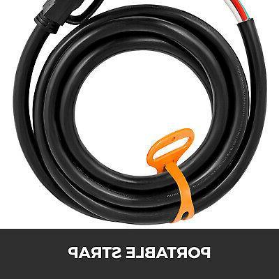 Power Cord 6/3 8/1 AWG NEMA 14-50P