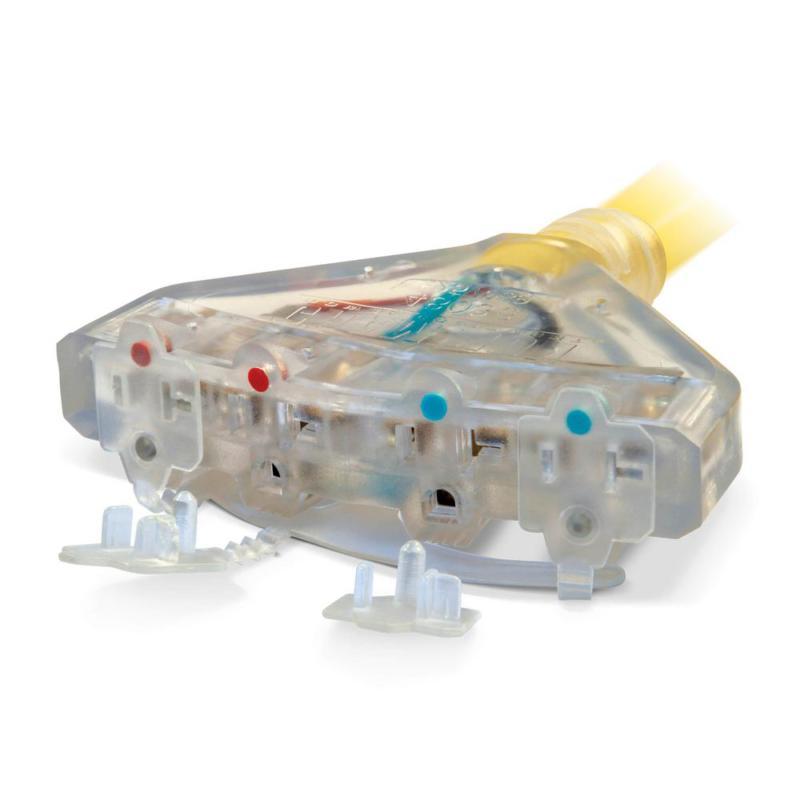 25 30 Amp 240-Volt Generator