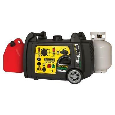 champion 3400 watt portable quiet electric start