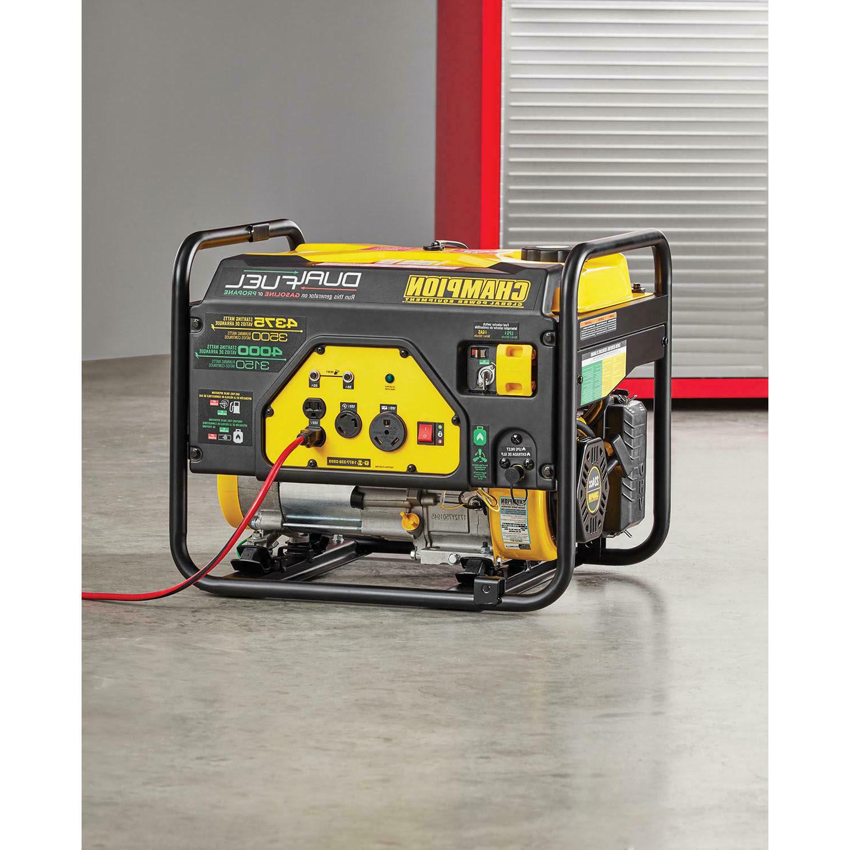 CHAMPION Equipment / 4375W Generator
