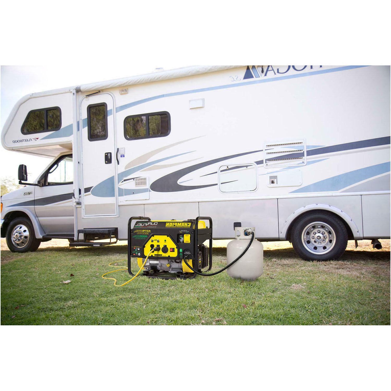 CHAMPION 3500W / 4375W Dual-Fuel