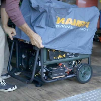 4100/3300 Watt Prop. Start Generator with