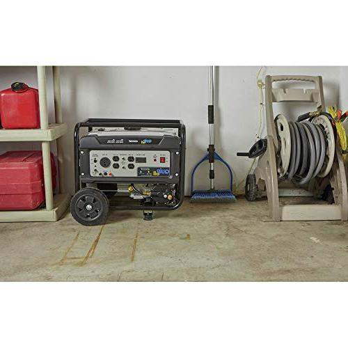 Quipall 4500DF Fuel Portable