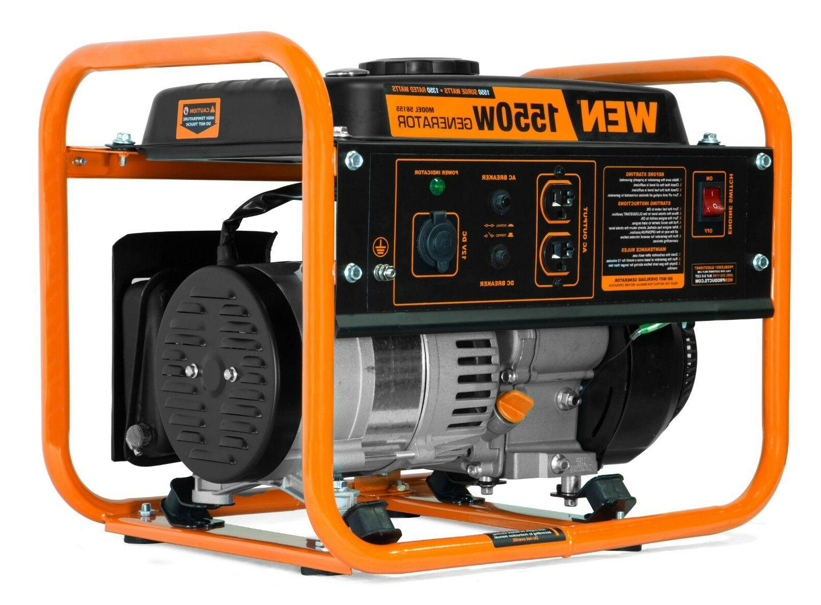 WEN 4-Stroke 1550-Watt Portable Power
