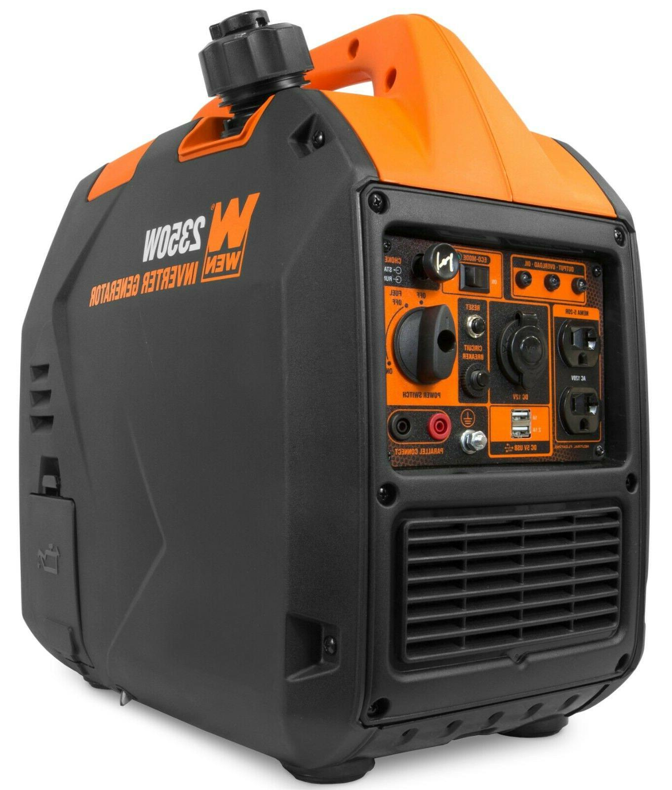 56235i super quiet 2350 watt portable inverter