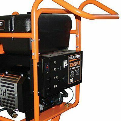 Generac 5735 17500 Running Starting Watts Electric Start
