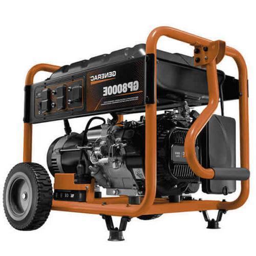 Generac 6954 - 8000 Portable
