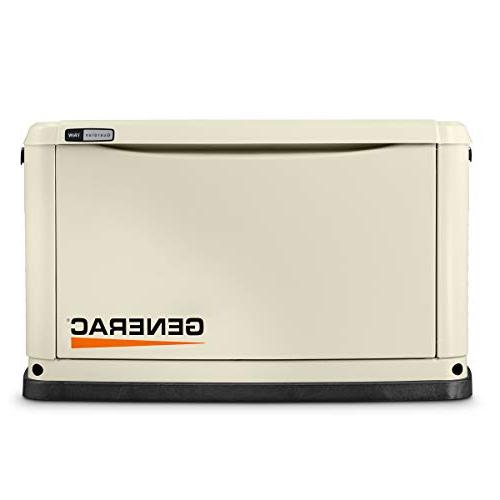 Generac Generator 11/10kW Air-Cooled with Wi-Fi, ,