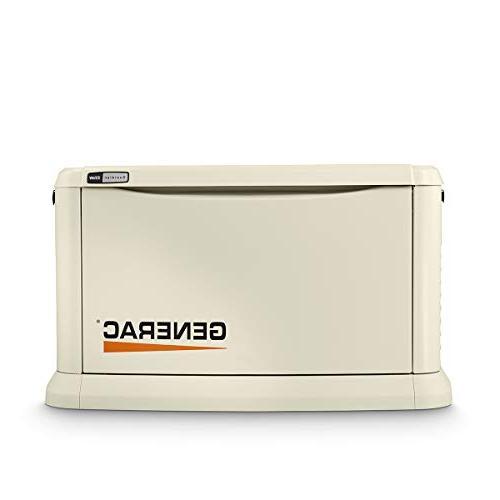 Generac 70422 Home Generator Guardian Air-Cooled Wi-Fi, Aluminum