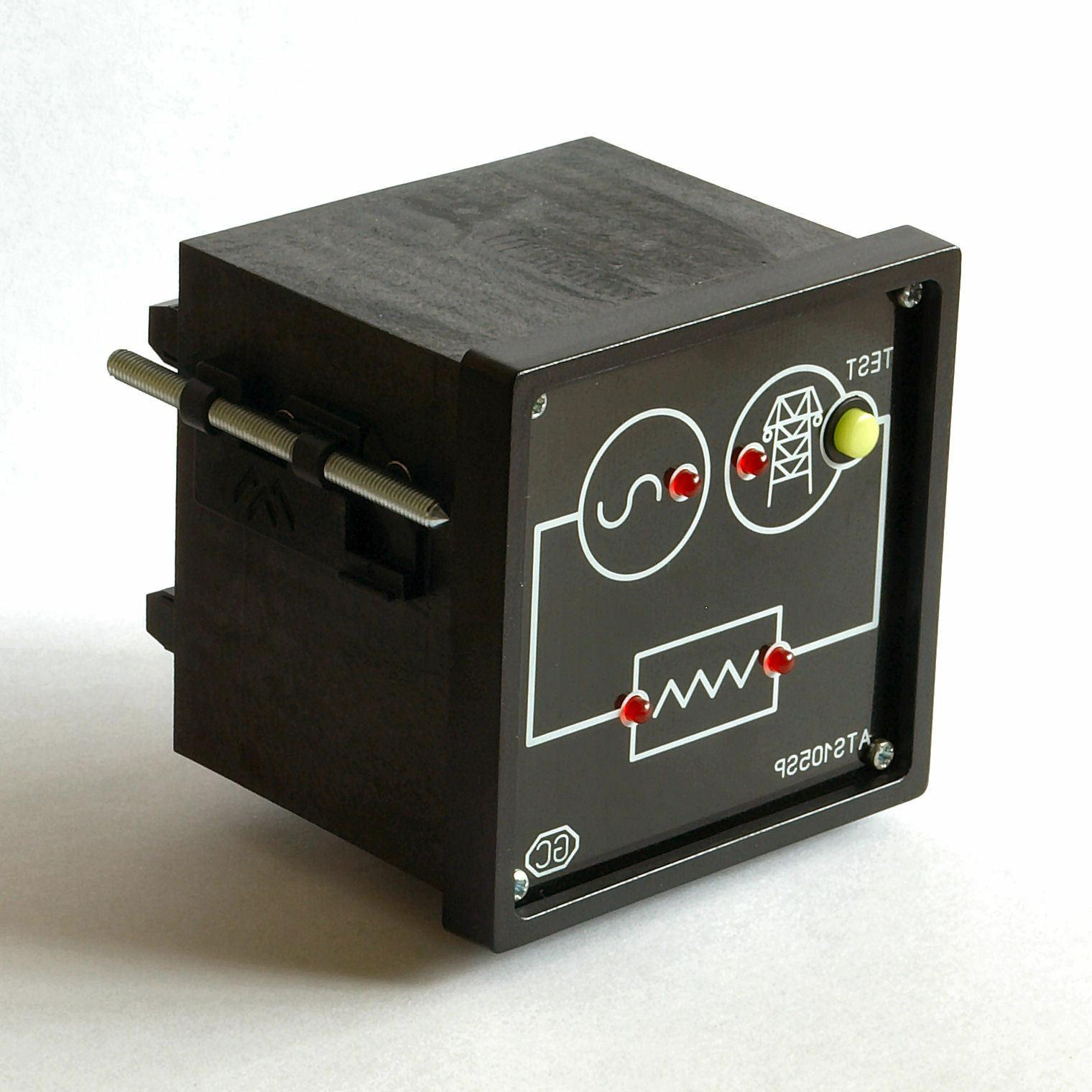 Automatic Transfer Switch Controller between mains AUTO start