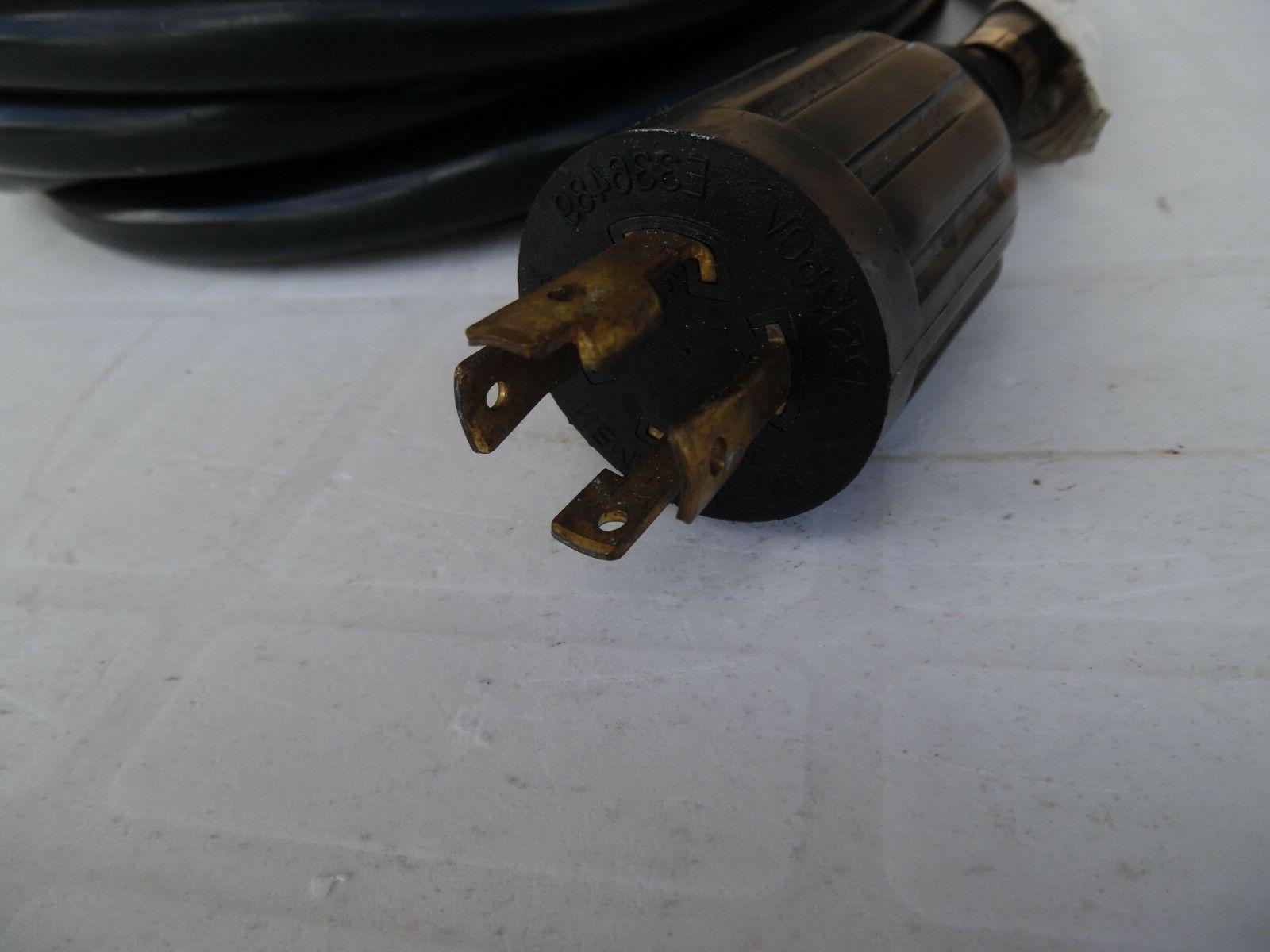 Briggs Amp Adapter Set 25' Long