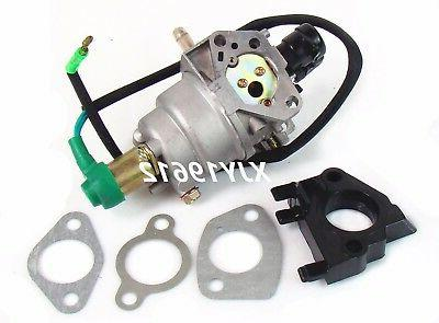 Carburetor & Gasket Generac GP7500 GP7500E Watts Portable Ge