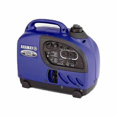 Yamaha Gas Compact Lightweight 1000 50cc Blue