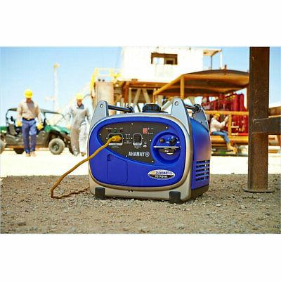 Yamaha EF2400iSHC Gas Generator, Blue