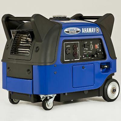 Yamaha 3,000 Gas RV Power Inverter