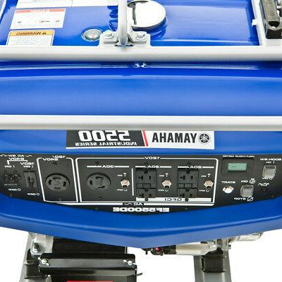 Yamaha Electric Backup Portable Power