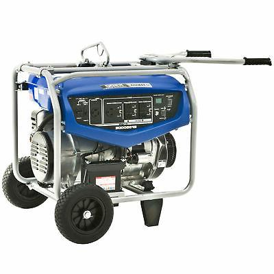 Yamaha 4500 Electric Start RV Backup Portable Generator