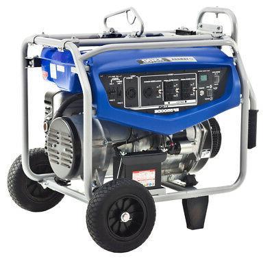 Yamaha Electric Home Backup Power