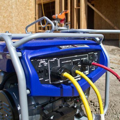 Yamaha EF5500DE 4500 Electric Start Backup
