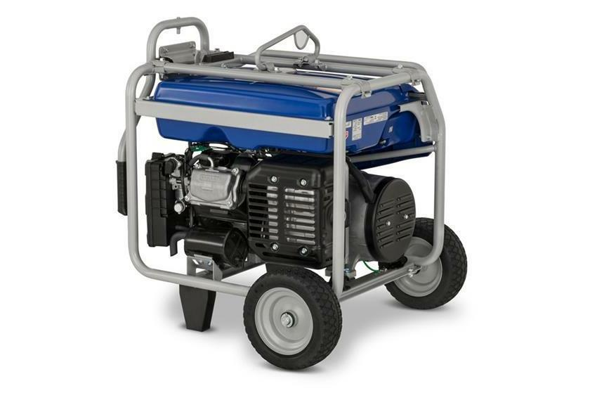 Yamaha EF7200D Watt Portable Generator