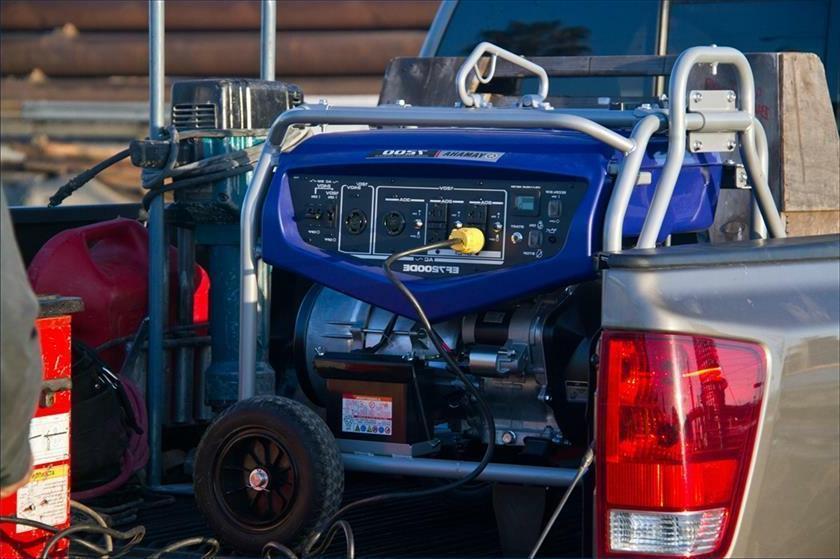 Yamaha EF7200D Watt