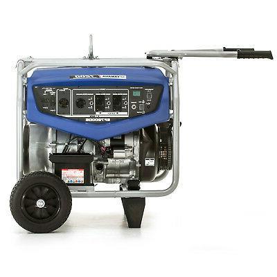 Yamaha EF7200DE 7200 Watt Gas Electric Portable RV