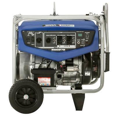 ef7200de 7200 watt gas powered electric start