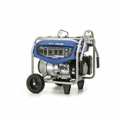 Yamaha-EF7200DE 7200DE Start