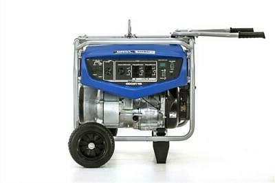 ef7200de 7200de watt electric start generator