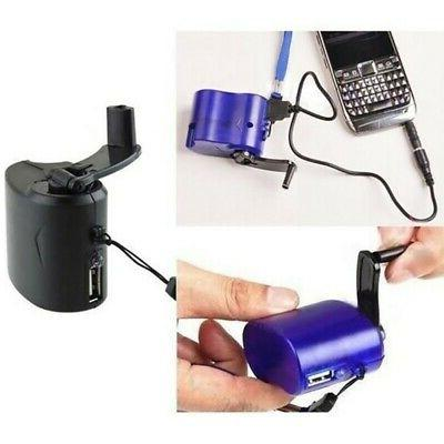 Durable Dynamo Phone Generator Fast Charging Charger