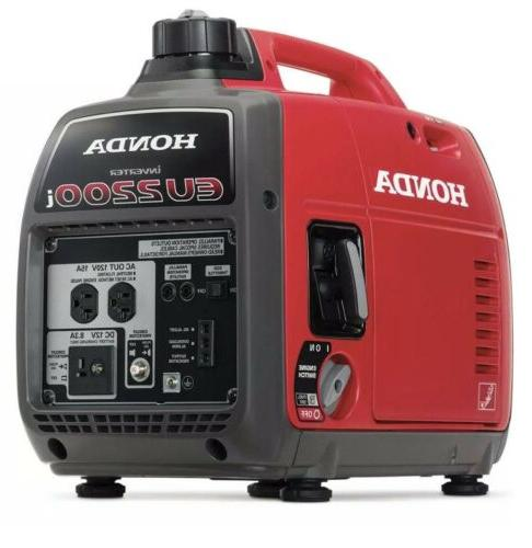 eu2200i portable inverter generator 2200 watts 120v